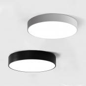 Modern LED Ceiling Light Round Flush Mount