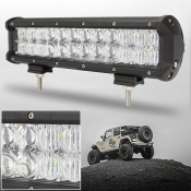 5D 12 Inch Off Road LED Light Bar CREE LED 72W 30 Degree Spot 60 Degree Flood Combo Beam Car Light For Off Road, Truck, 4WD, BOAT, JEEP