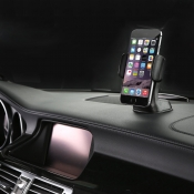 Car Mount Holder Adjustable Smart Grip for iPhone 7 Plus 6s Plus Samsung Galaxy S7 S6 Edge Note 5 4