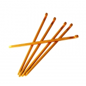 Aluminum Tent Stakes 6 Packs (Golden)