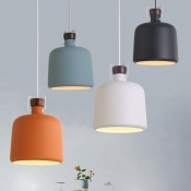 Industrial Pendant Light in Nordic Style with 14