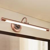 Antique Copper/Antique Brass LED Picture Light 8/10/12W 3000/4000/6000K Vintage Wall Sconces 3 Sizes Available Modern Bathroom Vanity Light