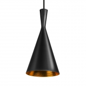 """Tall Beat Designer Light 16.5""""High In Chic And Adoring"""