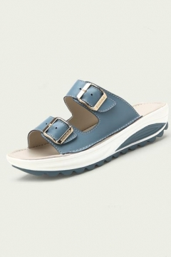 Women's Shoes Canvas Wedge Heel Wedges/Platform/Gladiator Sandals Outdoor/Dress /Casual