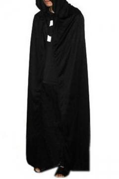 Halloween Cosplay Plain Tunic Hooded Cape 63acedfb6