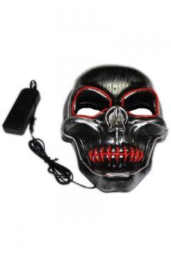 Terror Skull LED Light Halloween Mask