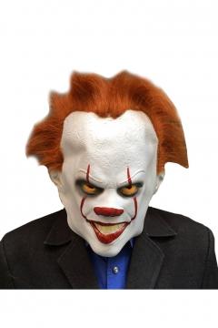 Terror Halloween Series Clown Mask