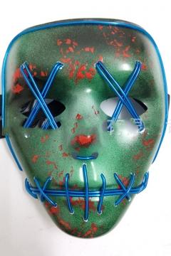 Halloween Series Terror Light Party Mask