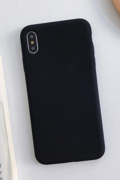 Simple Chic Liquid Silicone iPhone 11 Pro Max Phone Case