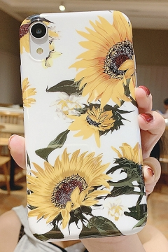 Popular Fancy All Over Floral Printed iPhone 11 / X Phone Case