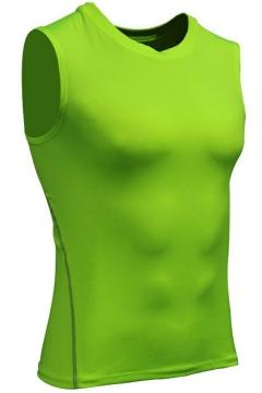 Dashing Mens Vest Contrast Stitching Round Neck Slim Fitted Tank Top