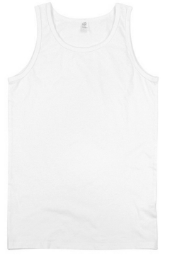 Casual Mens Tank Plain Round Neck Sleeveless Loose Fitted Tank Top for Men