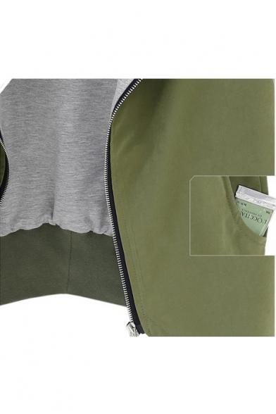 Lapel Sleeve Coat Long Zipper Long Plain pSwCqS