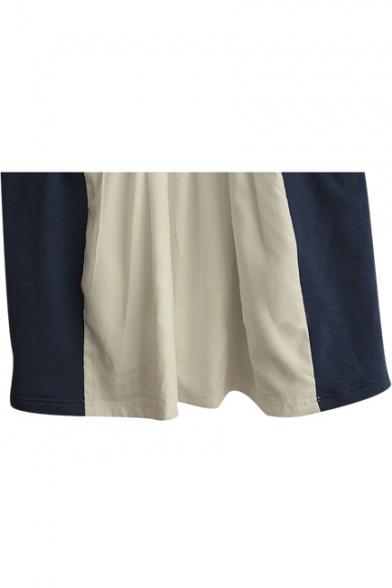 c2786d1df8 Queen Print Long Sleeve Navy Velvet Plus Maxi Sweatshirt Dress ...