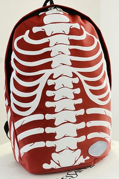 Personality Nylon Backpack/Laptop Bag/School Bag/Travel Bag