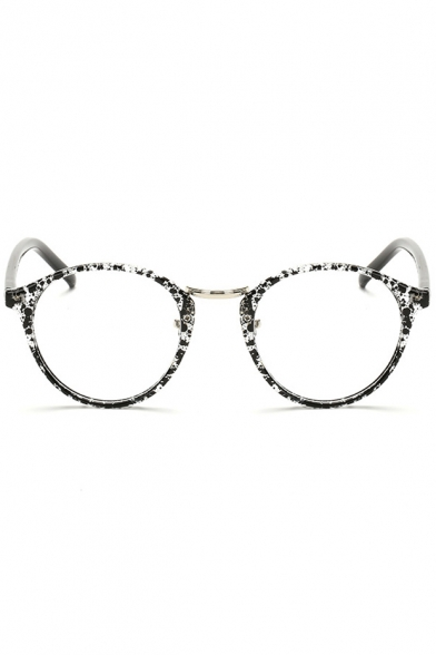Chic Women's Flat Glasses Panel Radiation Protection Girls Sun Glasses(Free Glasses Box)