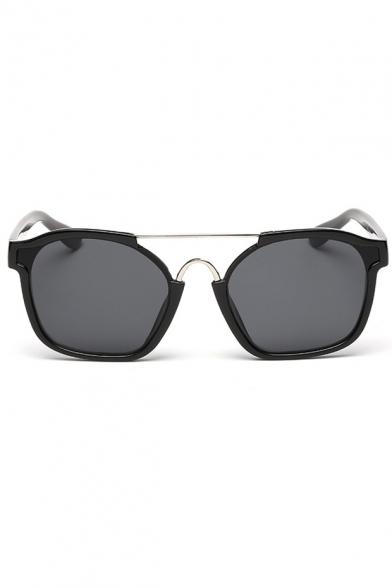 Steampunk Mirrored Panel Radiation Protection Hiking Sunglasses(Free Glasses Box)