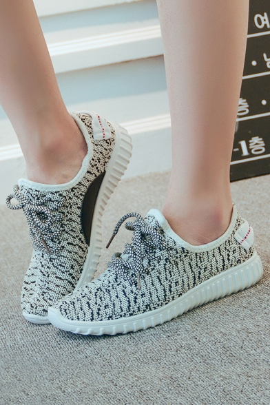 Textured Comfy Fit Women's Running Shoes