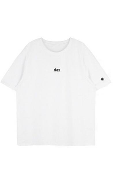 Neck Print Round Women Tee Letter Sleeve Fashion Short cA1gOy