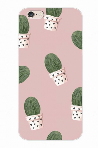 New Cactus Pattern iphone Case