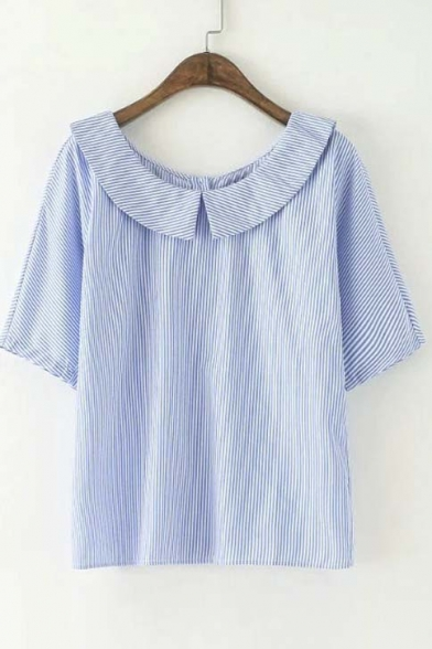Womens Button Back Blouses 89