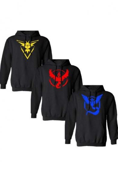 Unisex Long Sleeve Hoodie Sweatshirt