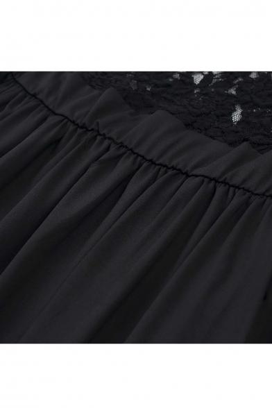 Plus Dress Reign Women's Maxi Sexy Size S0w1ZqH1
