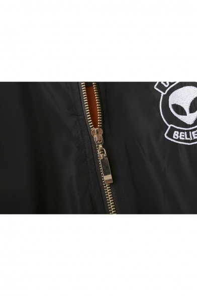 Fashion Arrival Alien Baseball Embroidered New Jacket 5Hq18pxn