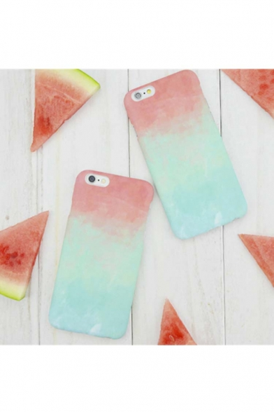 Fashion Watermelon Color Hard Phone Case for iPhone 6(4.7) iPhone 6/6S Plus