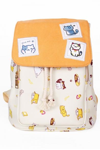 Women's Backyard Northern Fleet Totoro Mini Backpack