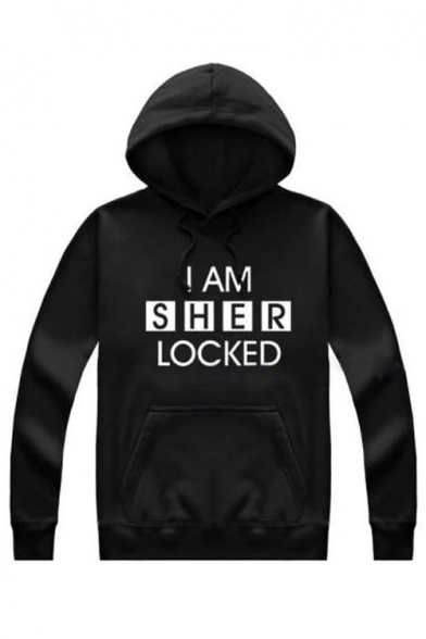 I Sherlock Holmes Am Inspired Sherlocked Hoodie Sweater Women's Hooded BwtadqxaI