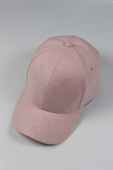Unisex Adjustable Velcro Band Hat Outdoor Baseball Cap
