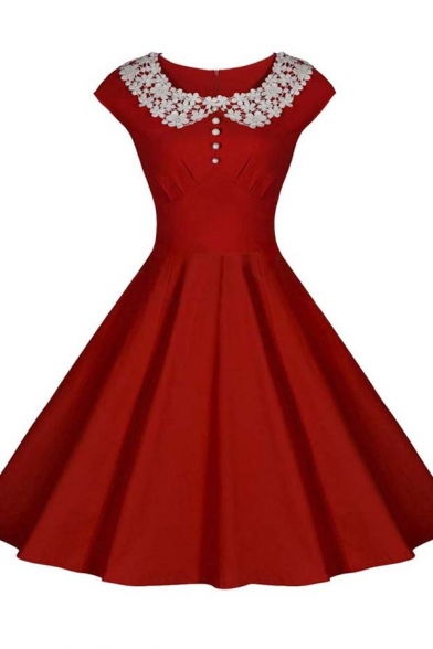 1950s Cocktail Dresses