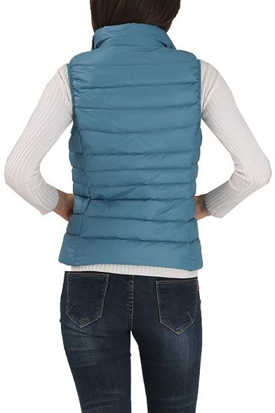 Women's Packable Outdoor Ultra Light Down Puffer Vest
