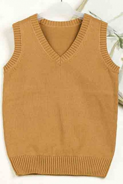 محيط ب خشب ميكروب sweater vest womens sleeveless