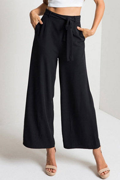 Wide-Leg Pants For Women (1) The Wide Leg Crop Pant – Everlane. European Formal Black Wide Leg Pant Women Capri Pants Wide Legged High Waist Cropped Trousers Summer Pant From Linani, $ | exploreblogirvd.gq Halogen® High Waist Wide Leg Pants (Regular & Petite).