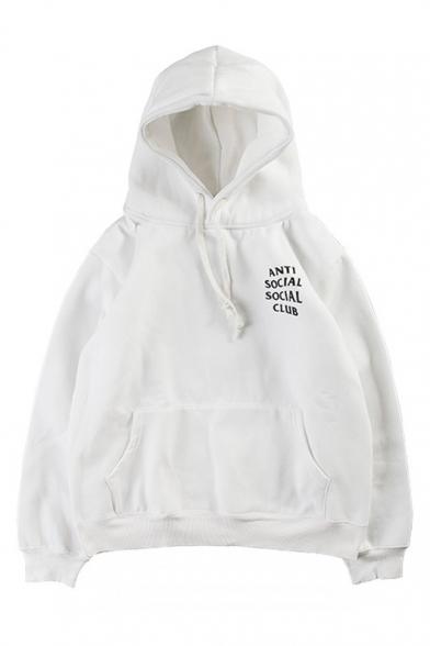 b3529dd14 New Hooded ANTI SOCIAL SOCIAL CLUB Letter Printed Hoodie Sweatshirt