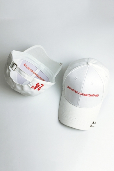 Summer's New Fashion Letter Printed Outdoor Unisex Baseball Cap