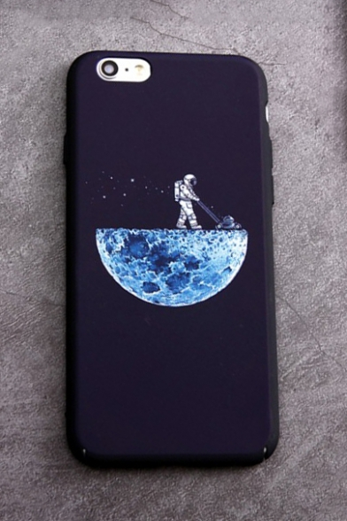 New Arrival Stylish Planet Astronaut Pattern Phone Case