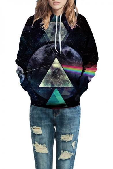bd34fbe456f2 2) Couple Geometric Galaxy 3D Printed Long Sleeve Hoodie Sweatshirt