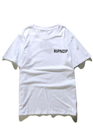 Casual Printed Sleeve Short Cat Shirt New Summer's Cartoon Arrival T Funny MwqFxSM8aH