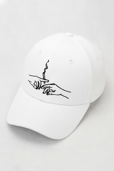 Summer's Fashion Letter Printed Outdoor Unisex Baseball Cap