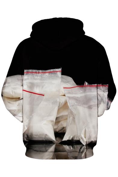 Hoodie Unisex Printed Arrival Fashion Long New Digital Sleeve xnwY0Hqzq