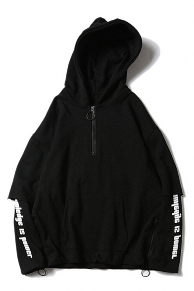 Piece Stylish Two Casual Hoodie Fake Letter Street Style Pattern New wAdtpycqd