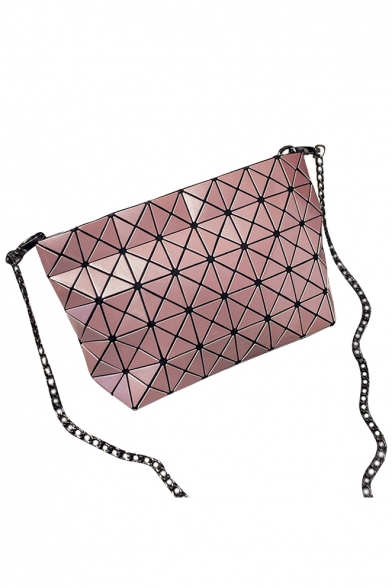 Hot Fashion Geometric Print Shoulder Bag