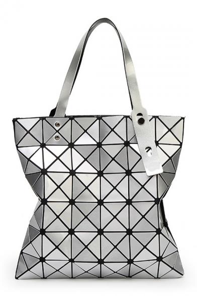 cf7d58af3b Hot Fashion Geometric Print Handbag Shoulder Bag - Beautifulhalo.com