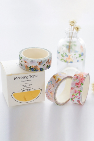 Lovely Print Originality Masking Tape