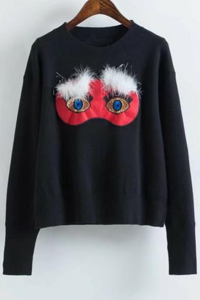 Long Sweater Pattern Mask Fantastic Pullover Sleeve wvn6YzAq