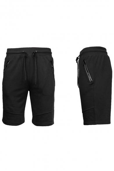 New Stylish Drawstring Waist Leisure Shorts