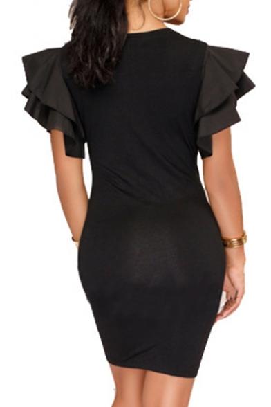 Tummy bodycon dress on different body types jewelry less walmart natural fiber